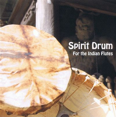 新着CD「Spirit Drum」入荷
